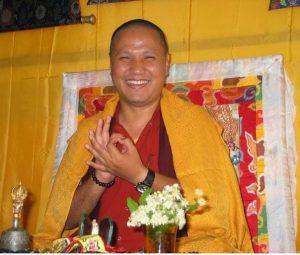 Sangye Nyenpa Rinpoche al Centro buddhista di Cancello Verona