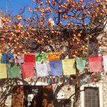 La facciata del Centro buddhista di Cancello a Verona